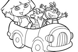 Katie kazoo coloring pages