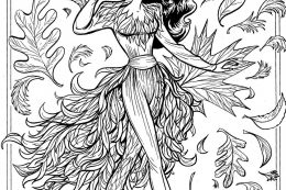 Katy keene coloring pages