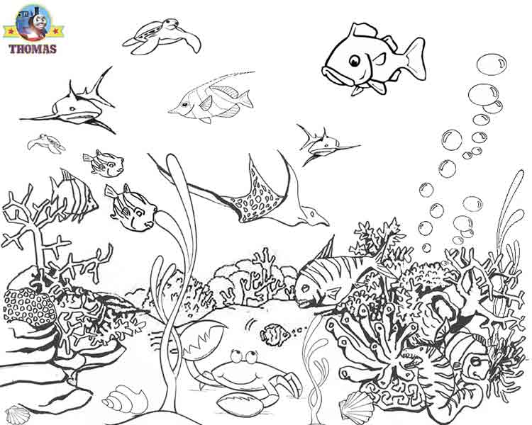 1 fish 2 fish red fish blue fish coloring pages photo - 1