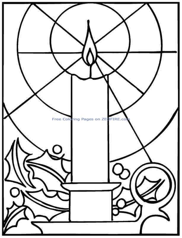 12 day of christmas coloring pages photo - 1