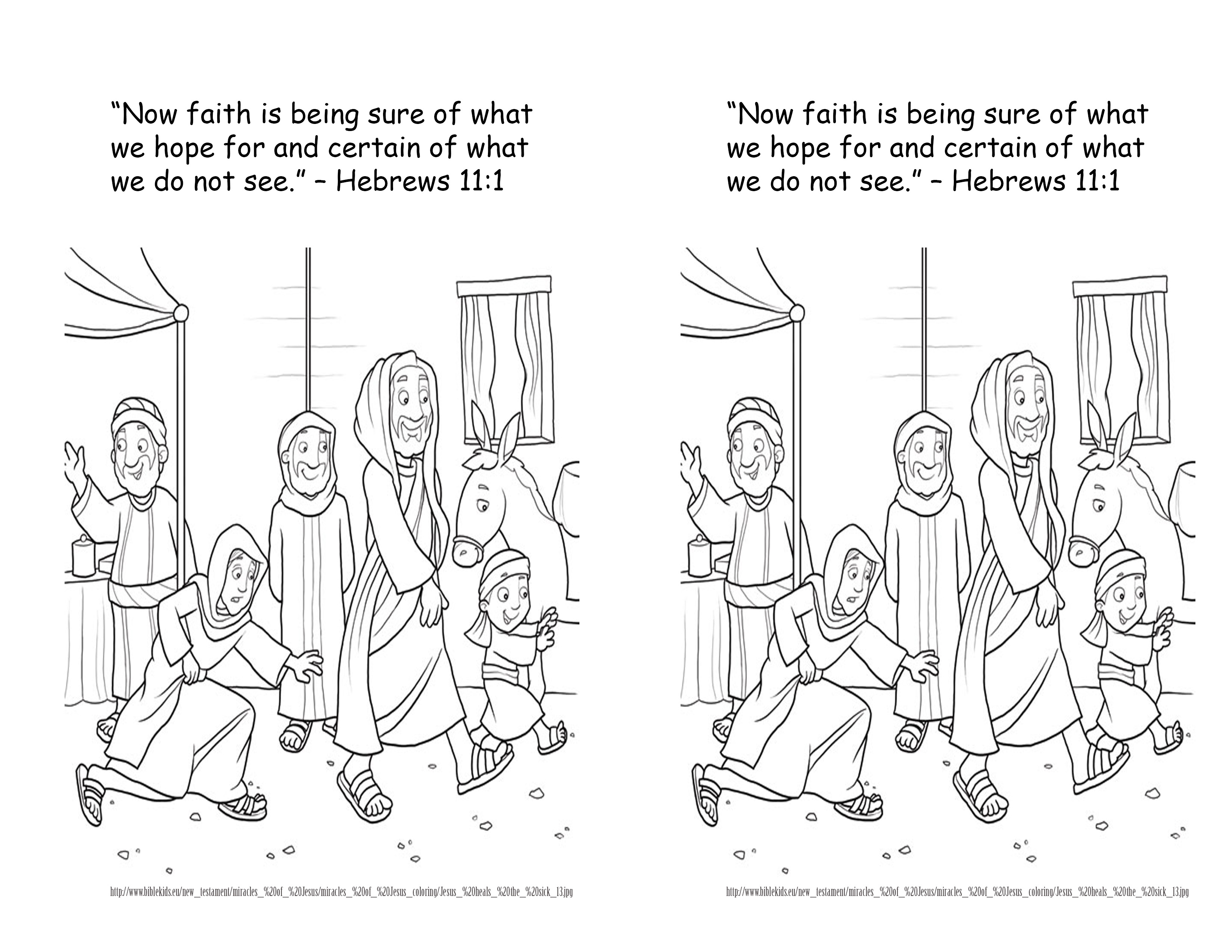12 disciples coloring page photo - 1