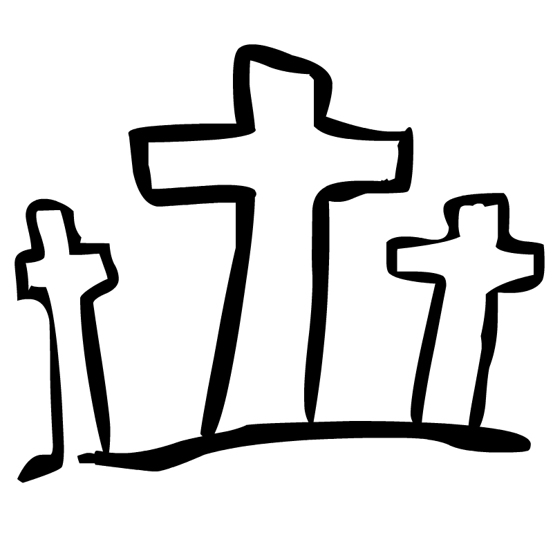 15 stations of the cross coloring pages photo - 1