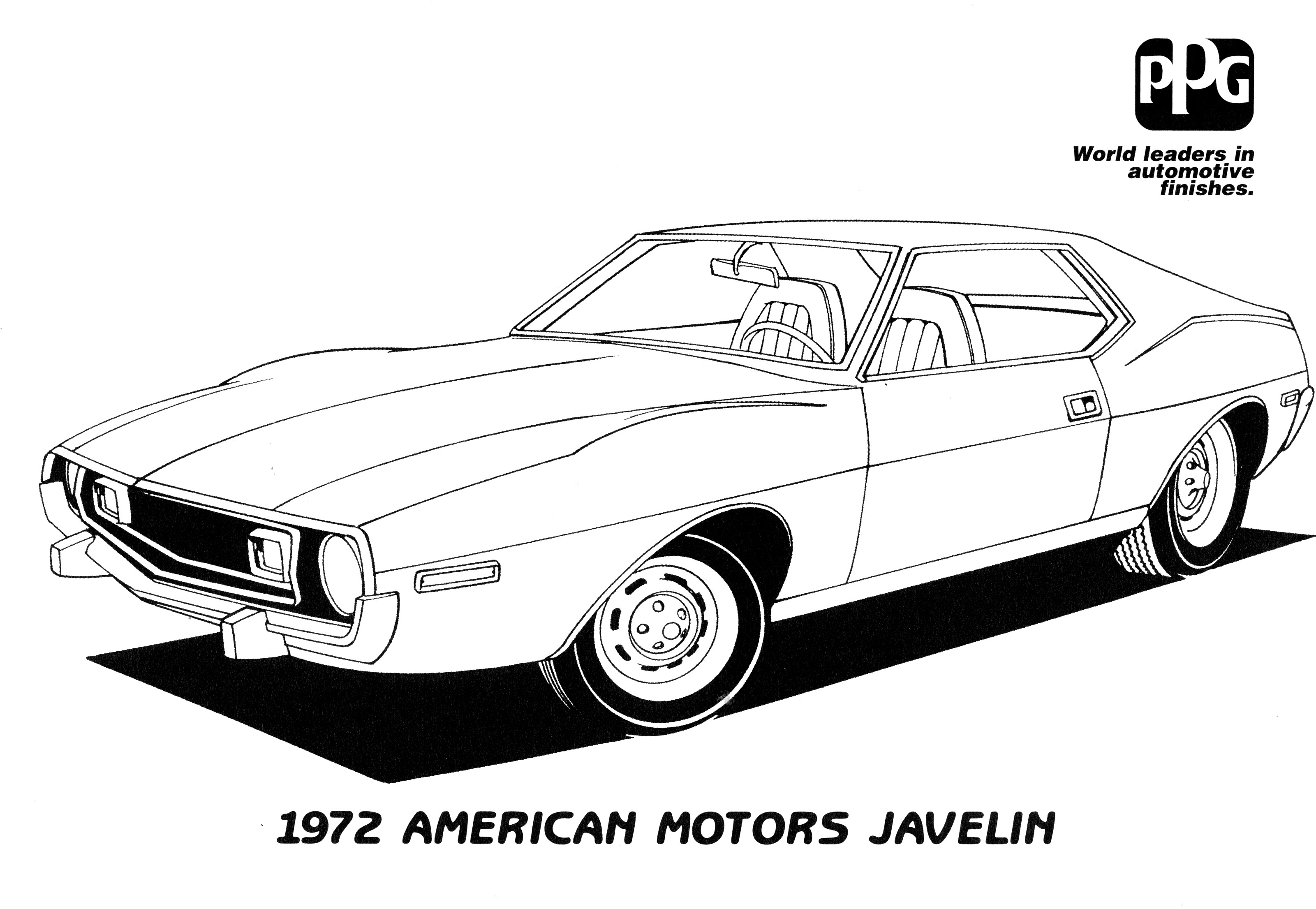 1969 dodge charger coloring pages photo - 1