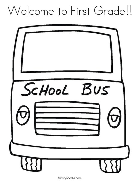 1st grade coloring pages free photo - 1