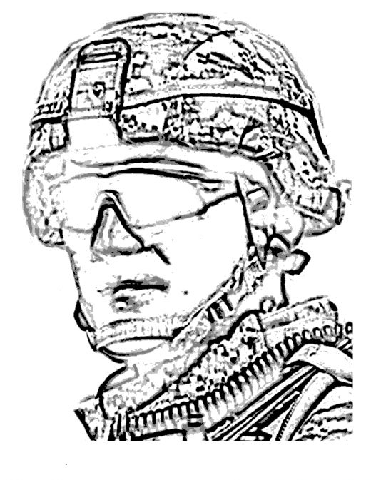 2000 stripling warriors coloring page photo - 1