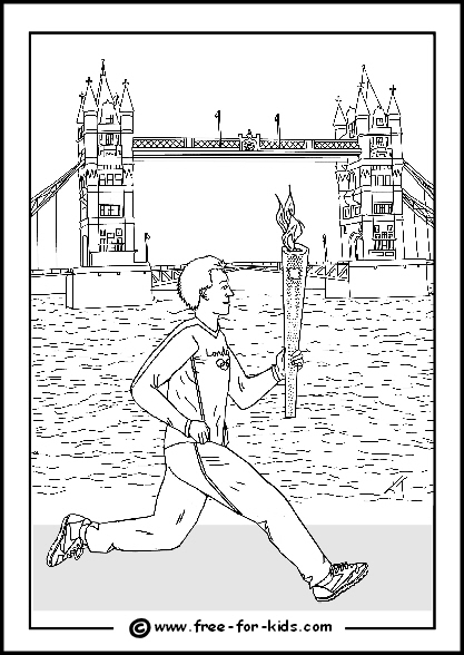 2012 olympic medal coloring page photo - 1