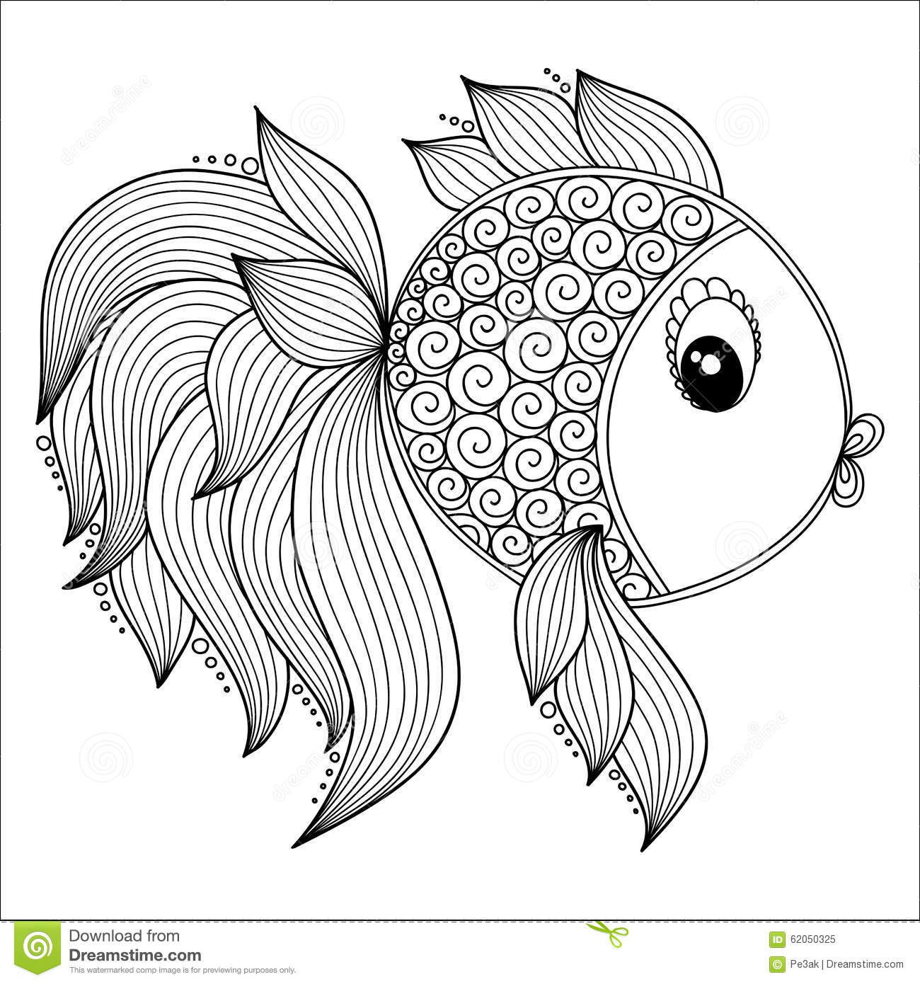 3d coloring pages for adults photo - 1