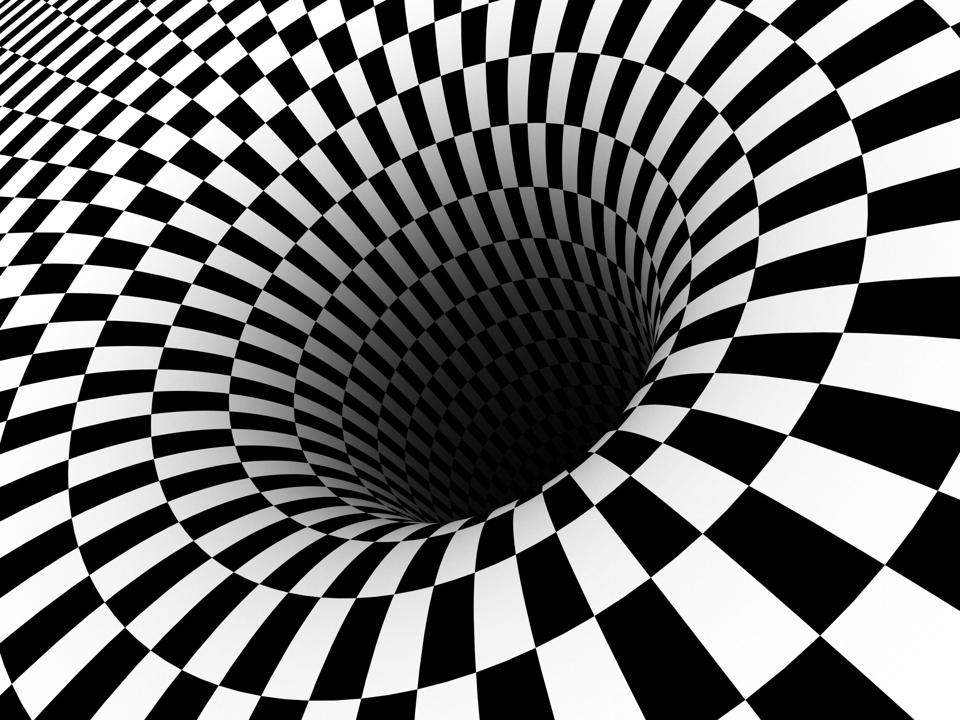 3d illusion coloring pages photo - 1