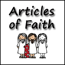 3rd article of faith coloring page photo - 1