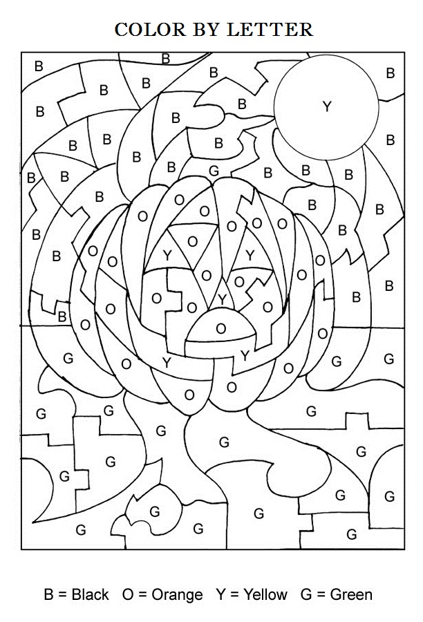 3rd grade halloween coloring pages photo - 1