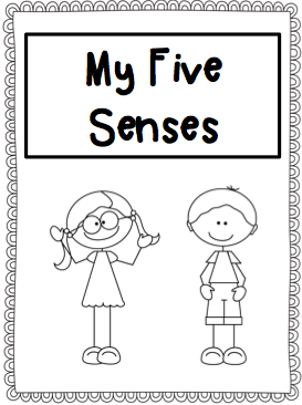 5 senses coloring pages download photo - 1