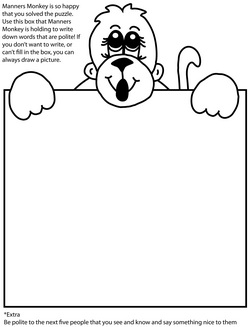 6 pillars character coloring pages photo - 1
