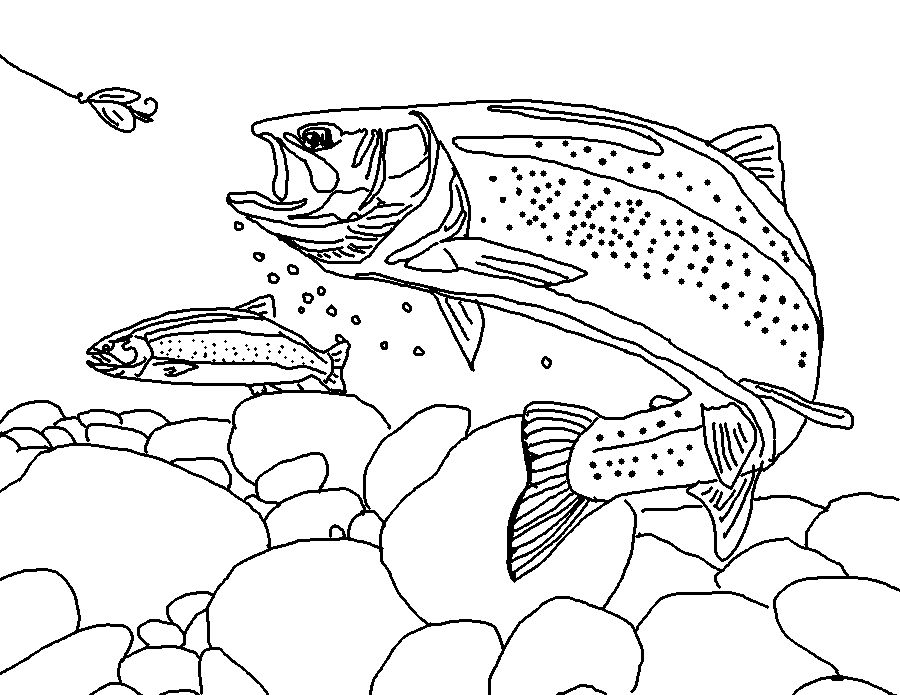 7 color rainbow coloring page photo - 1
