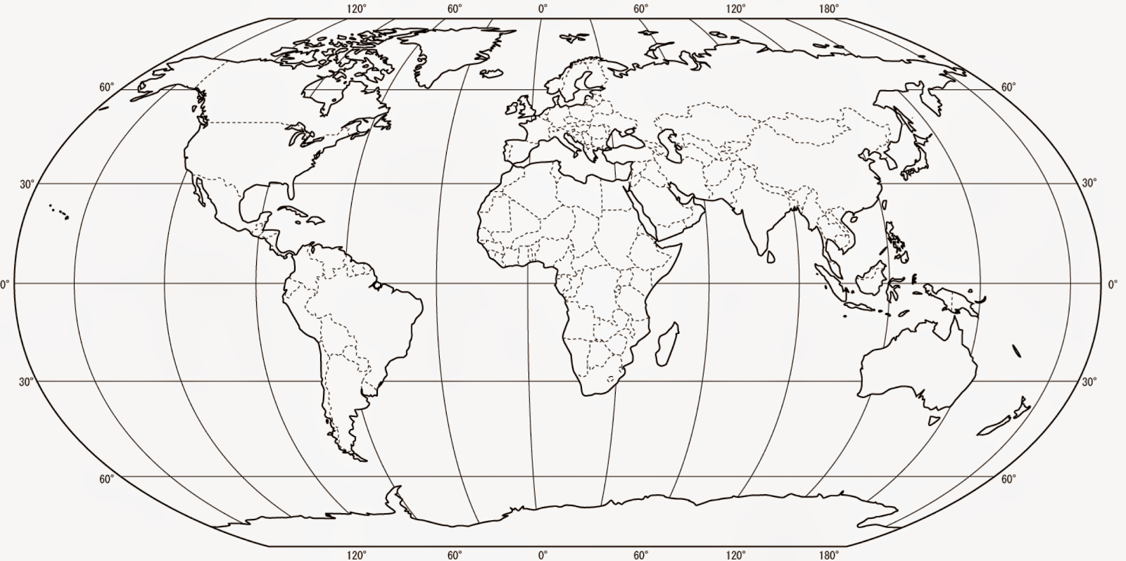 7 continent coloring pages photo - 1