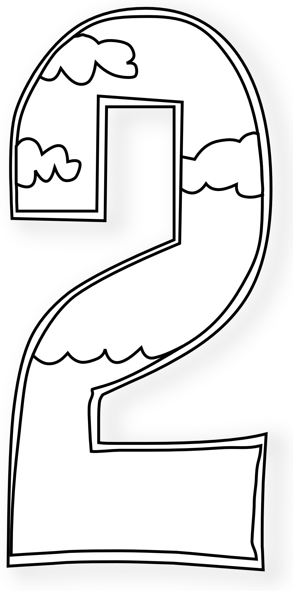 7 day creation coloring pages photo - 1