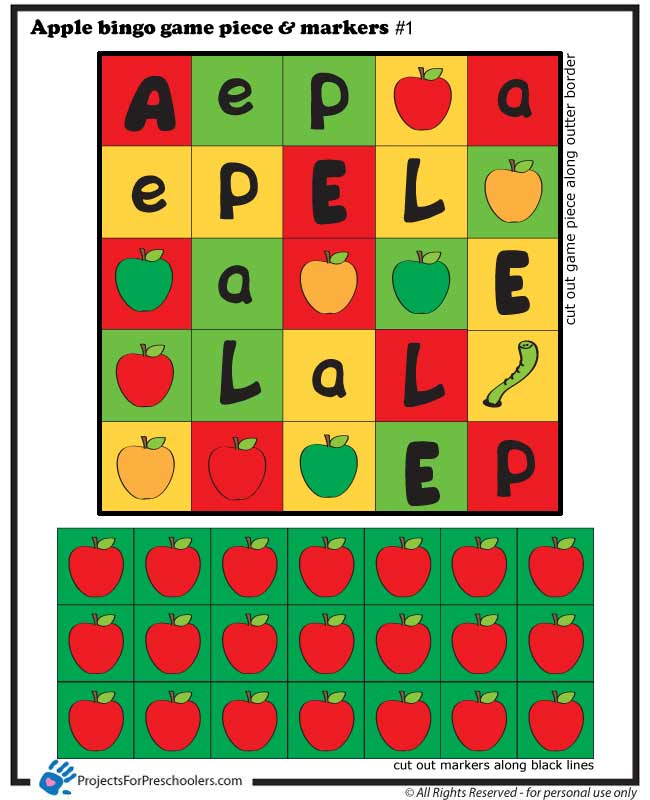 a for apple coloring page free printable photo - 1