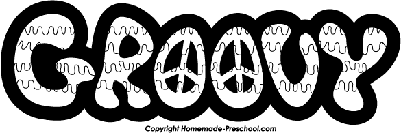 a peace sign coloring page photo - 1