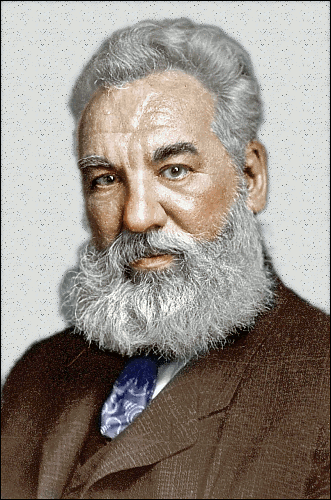 alexander graham bell coloring pages photo - 1