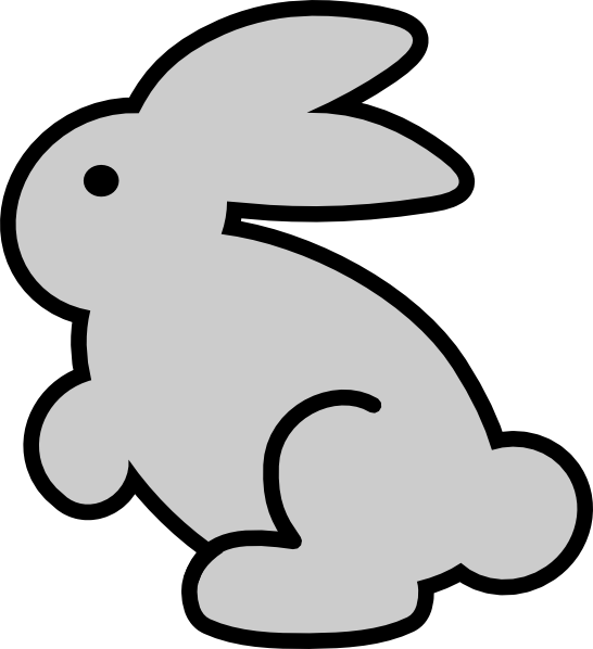 alice in wonderland rabbit coloring page photo - 1
