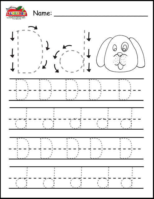 alphabet writing and coloring page photo - 1