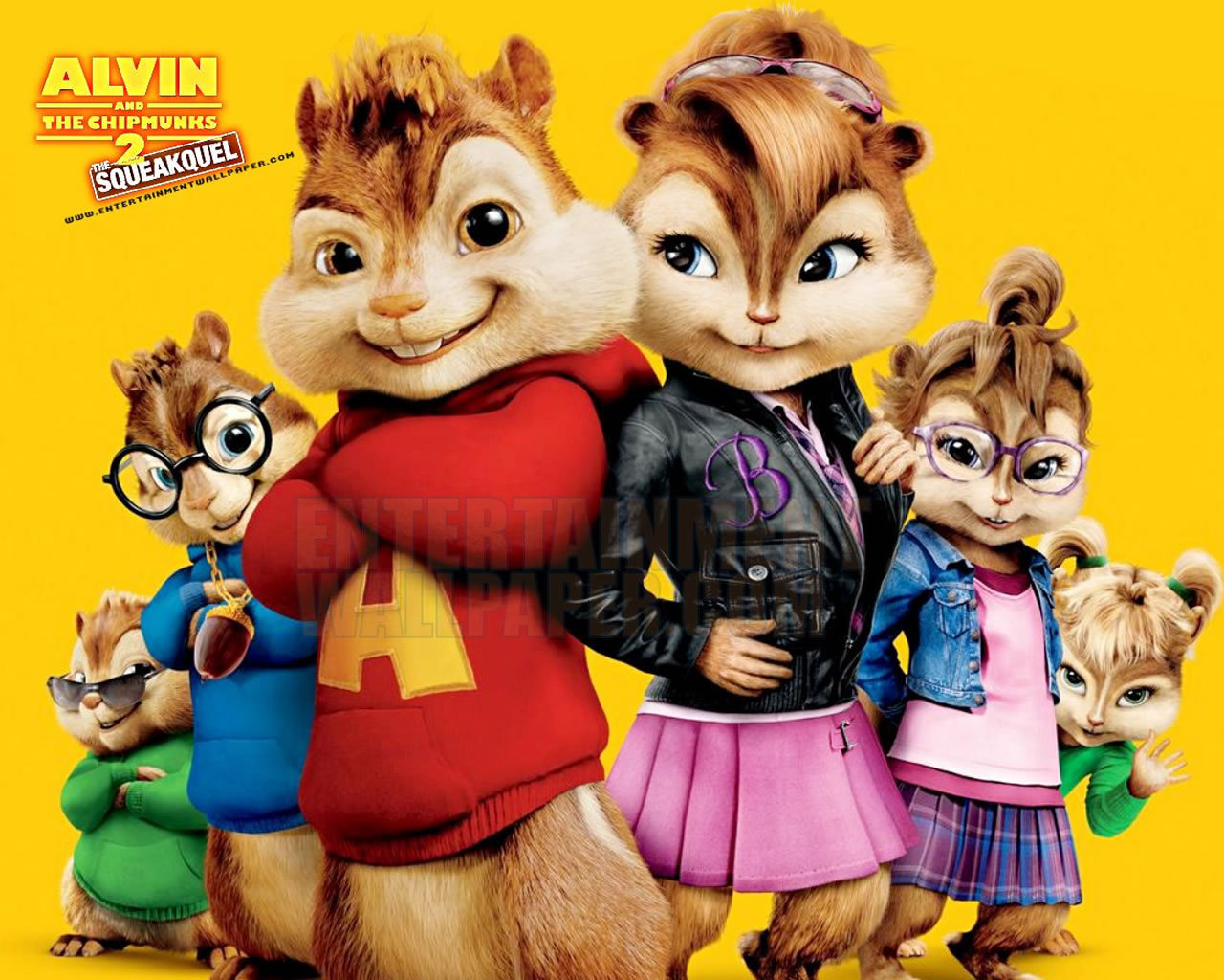 alvin and the chipmunks coloring pages the squeakquel photo - 1
