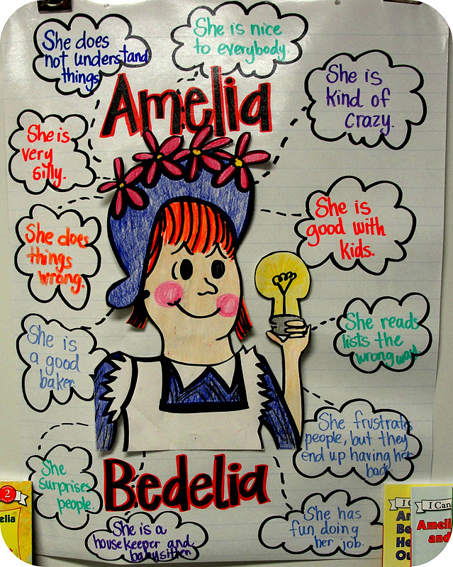 amelia bedelia coloring pages photo - 1