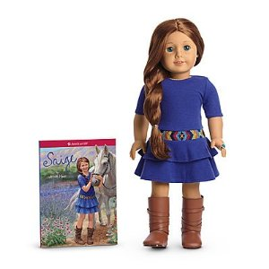 american girl color pages photo - 1