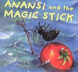 anansi and the magic stick coloring page photo - 1