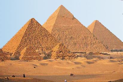 ancient egypt pyramids coloring pages photo - 1