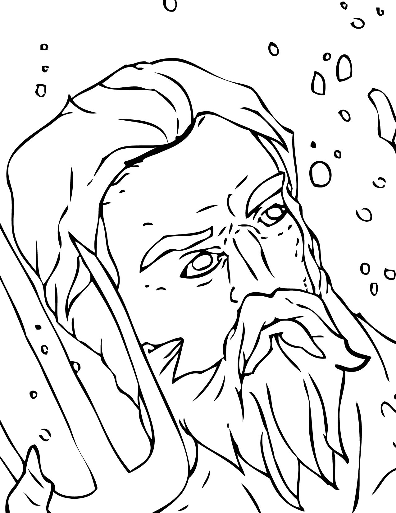 ancient greece gods coloring pages photo - 1