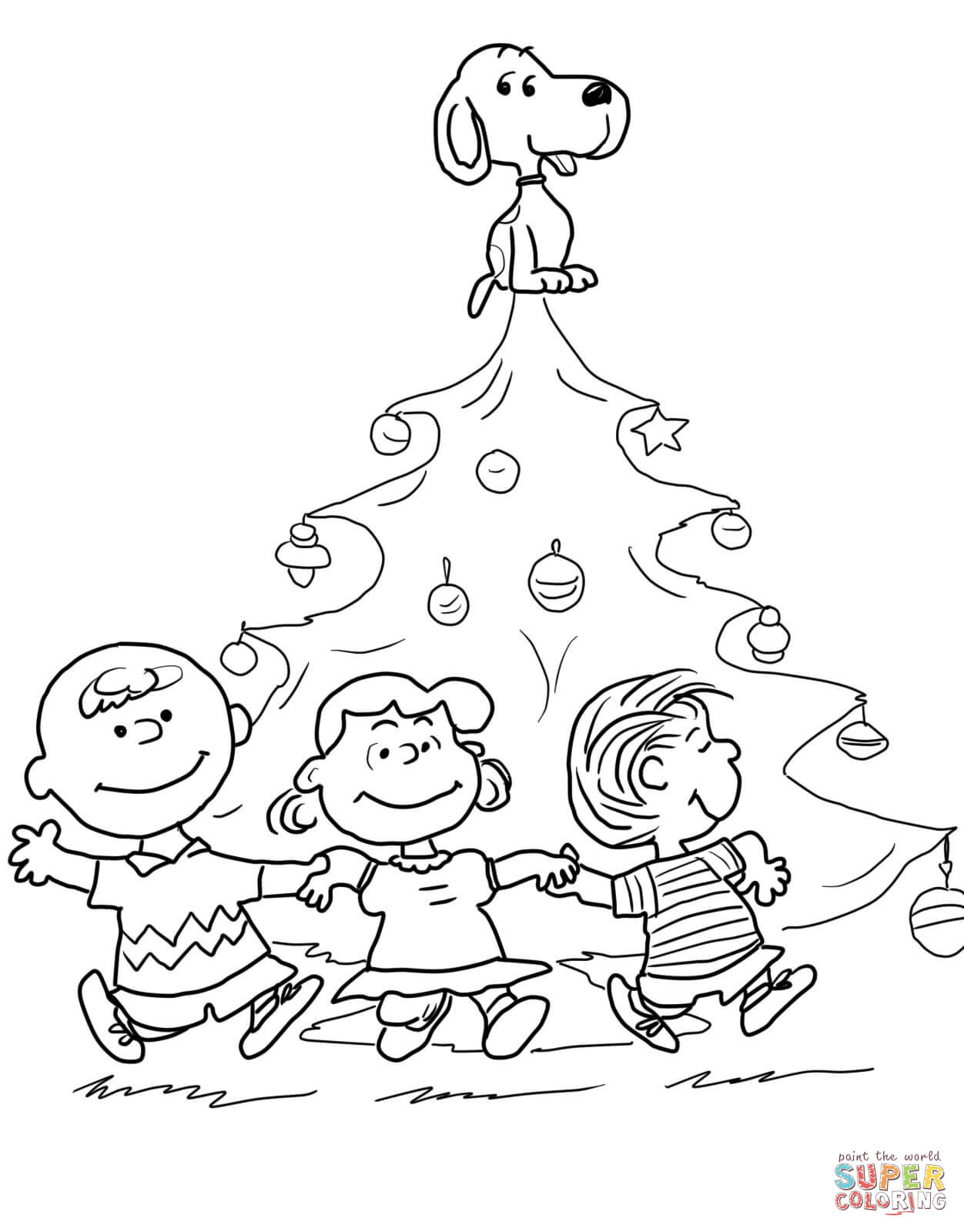charlie brown valentine coloring pages photo - 1