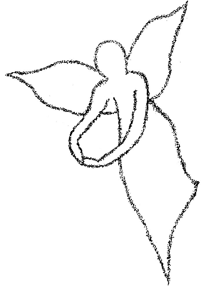 cherub coloring pages photo - 1
