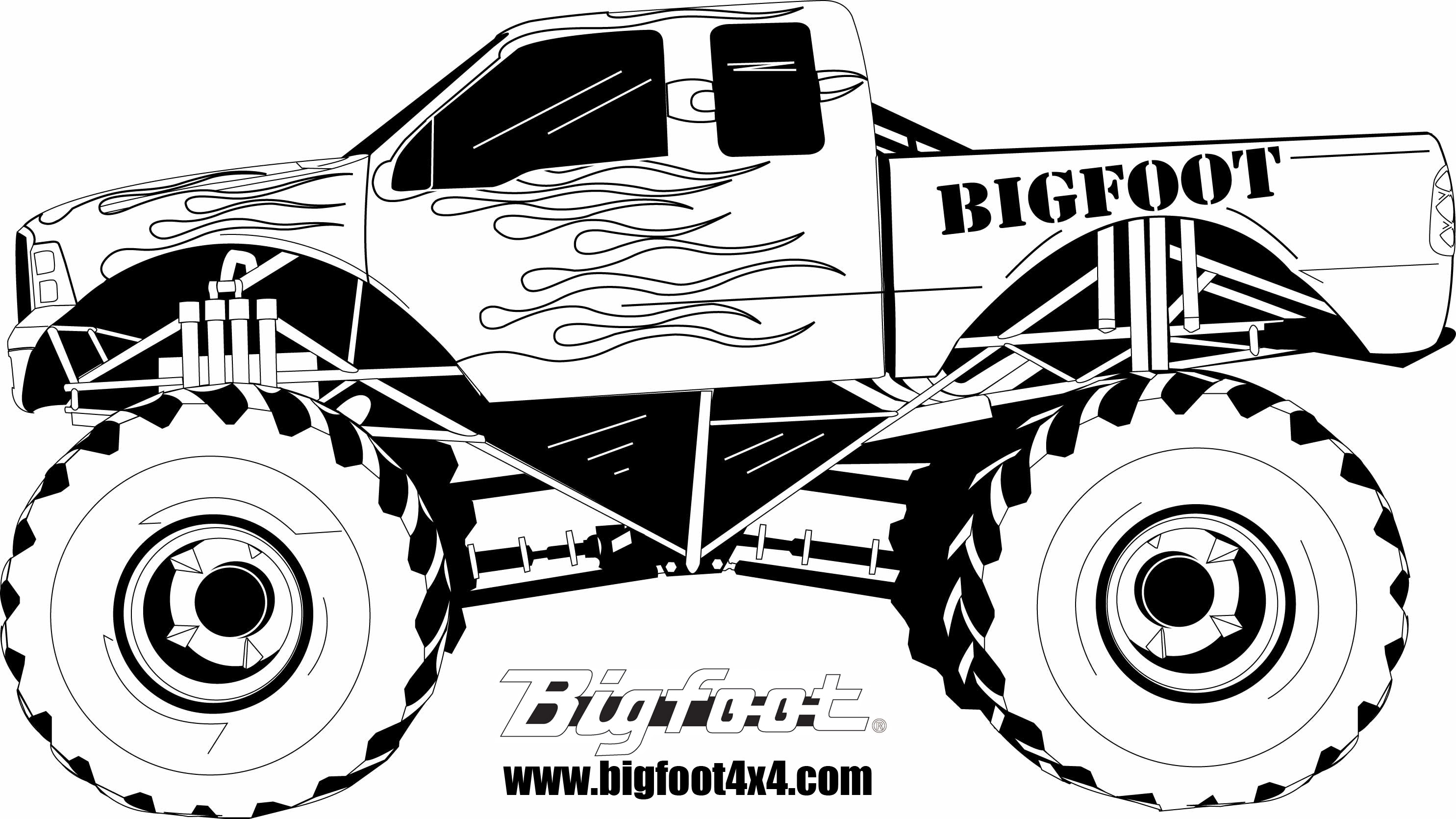 chevy pick up truck coloring pages photo - 1