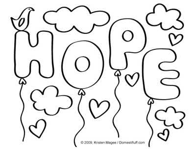 childhood cancer awareness coloring pages photo - 1