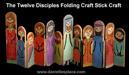 children s color pages 12 apostles photo - 1