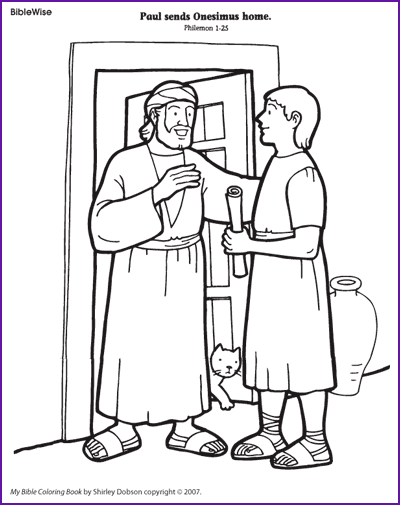 children s coloring pages for sunday school photo - 1
