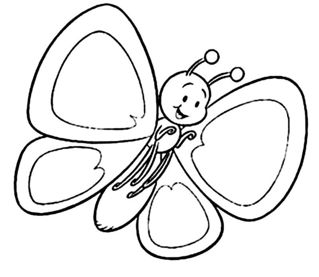 childrens coloring pages animals photo - 1