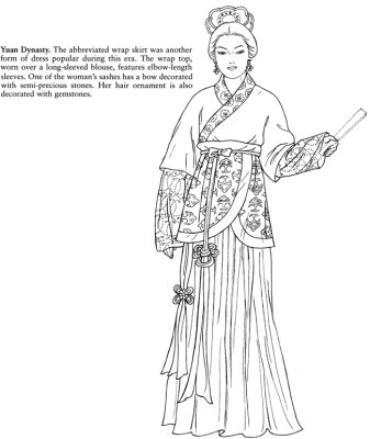 china doll coloring pages photo - 1