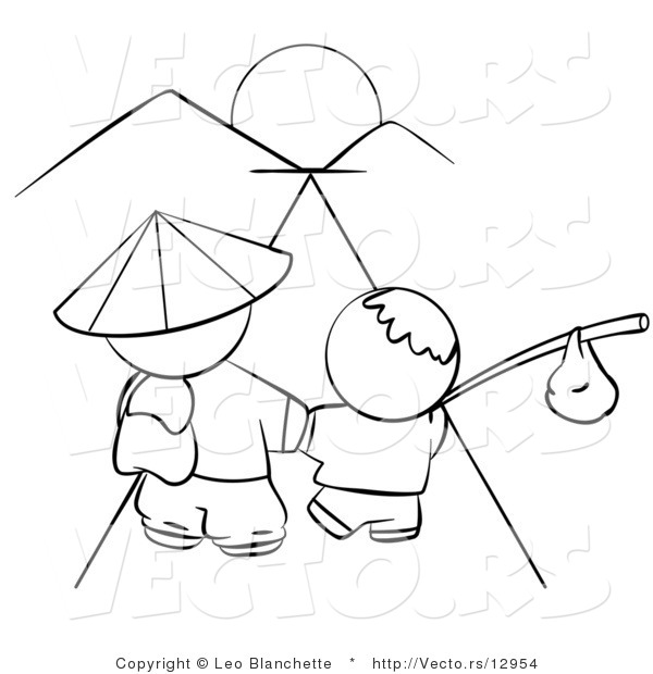 chinese culture coloring pages photo - 1