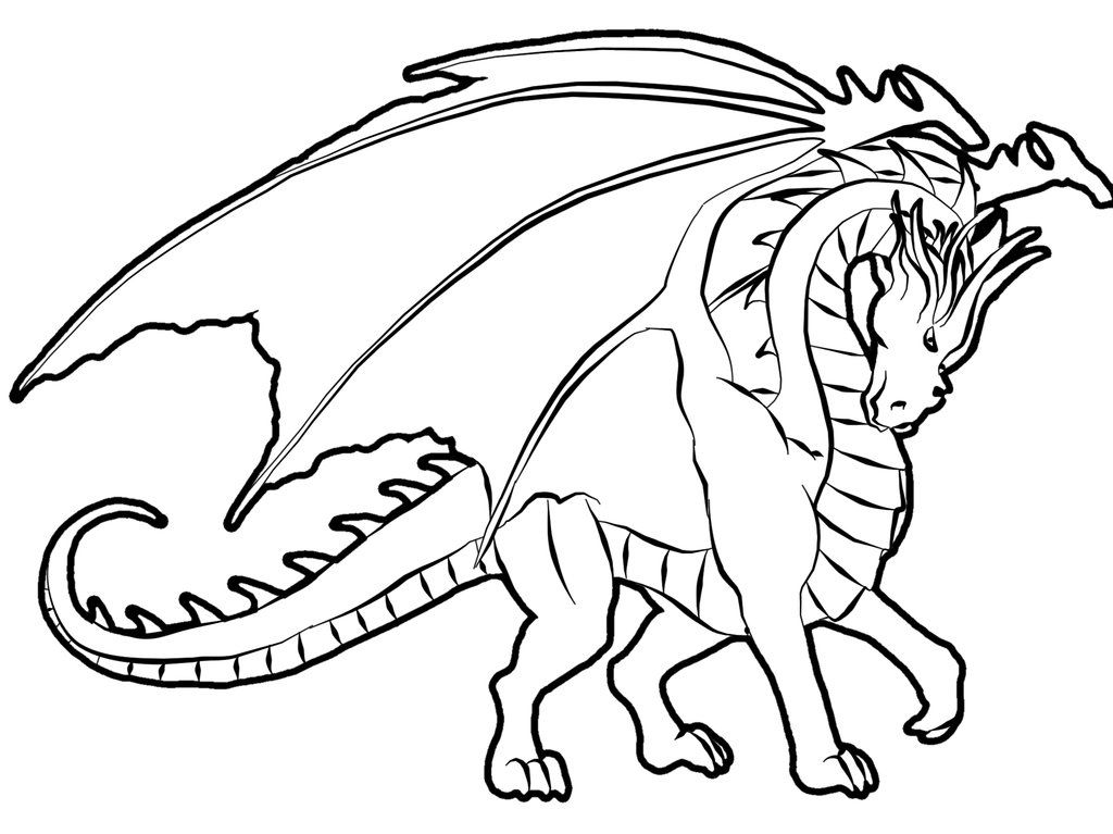 chinese dragon faces coloring pages photo - 1