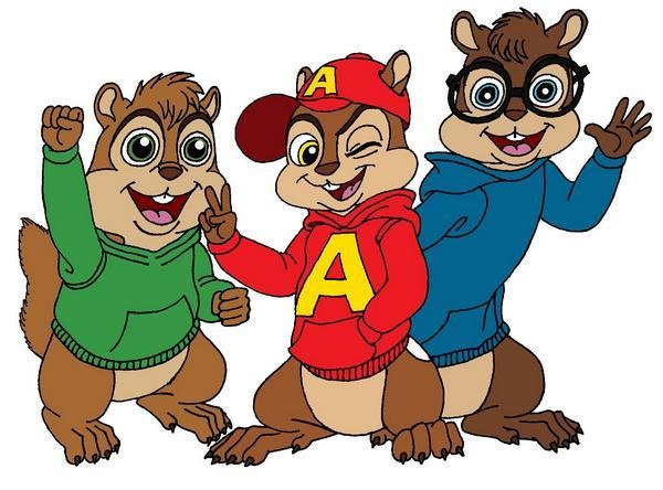 chipmunk coloring pages free photo - 1