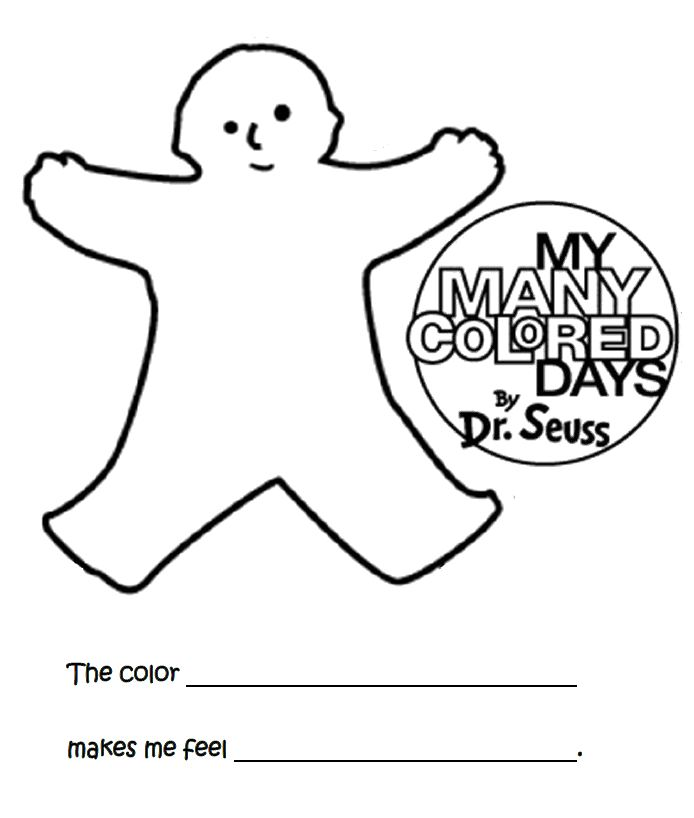 color pages for kindergarten photo - 1