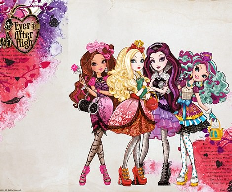 color pages of monster high photo - 1