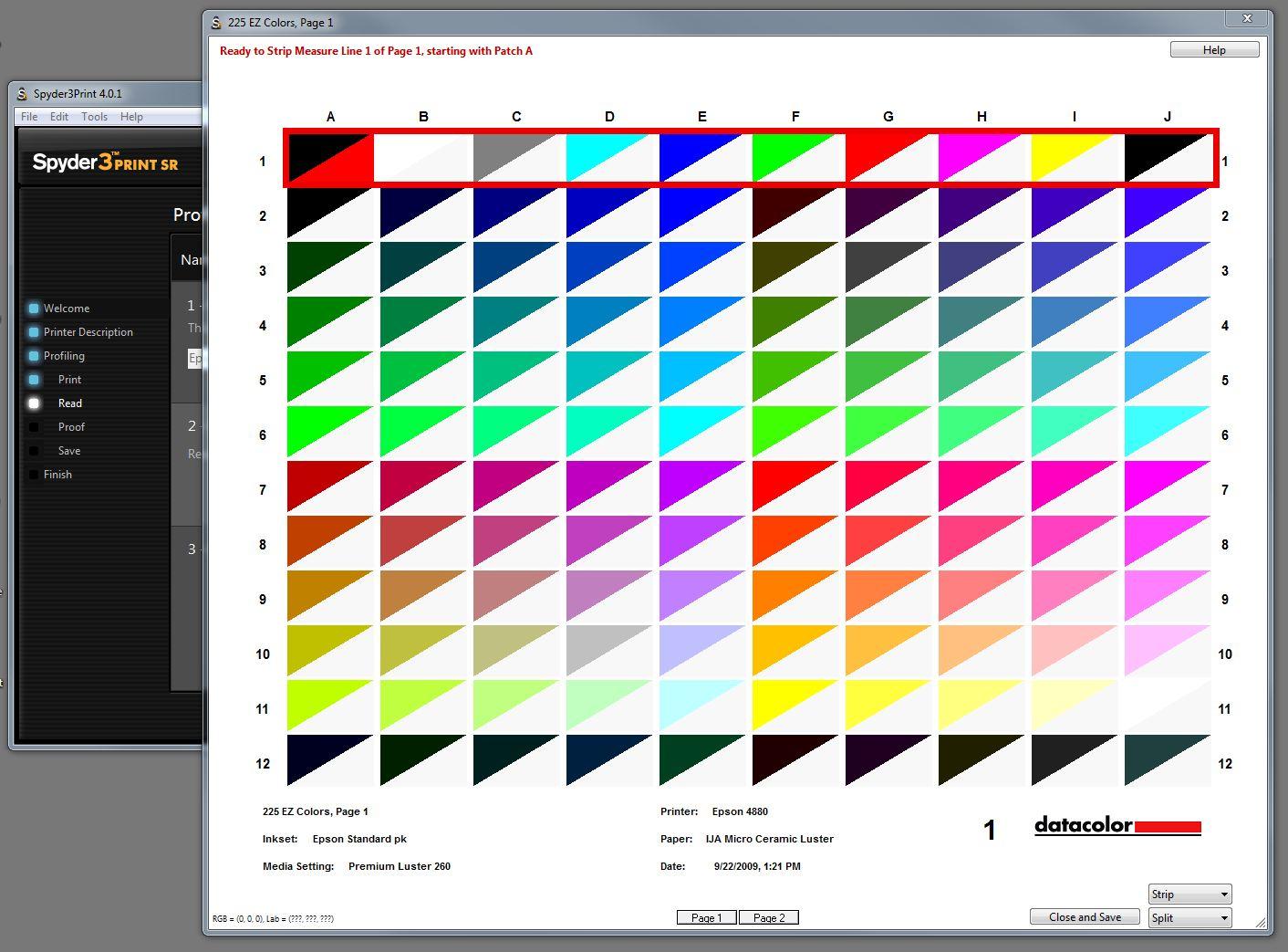 color printer page cost photo - 1