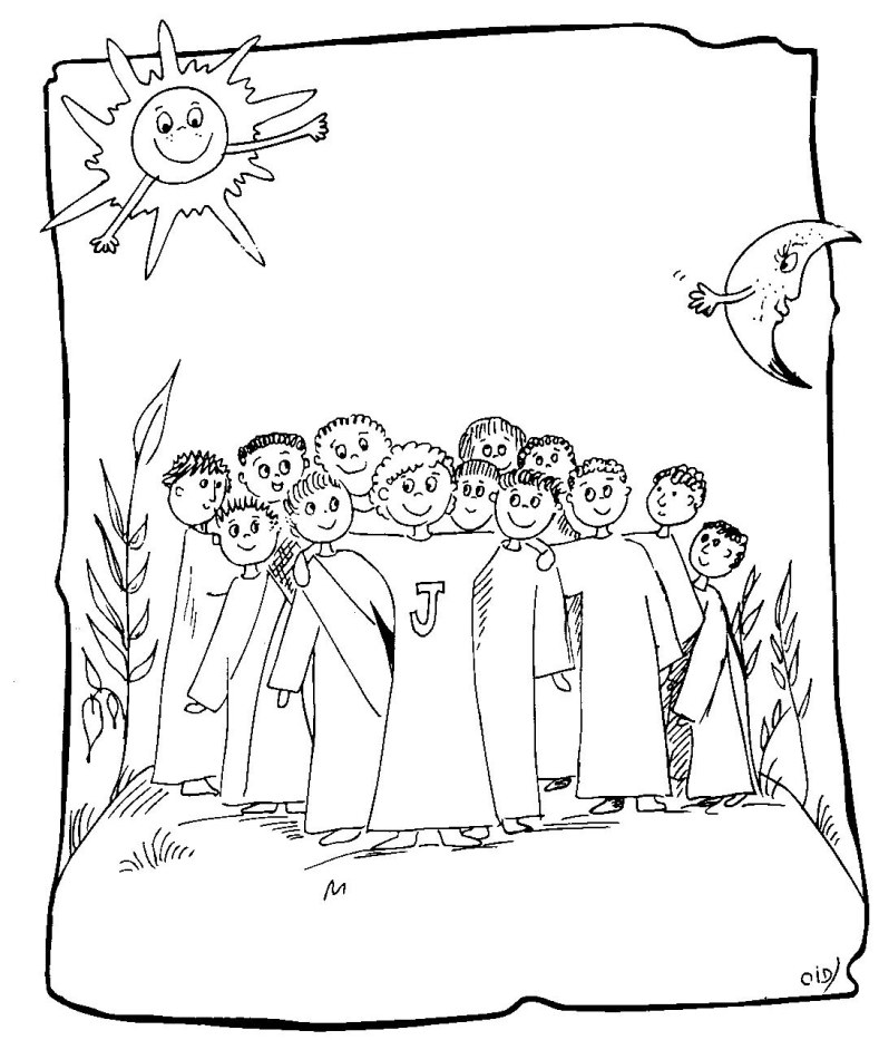 coloring pages for jesus storybook bible photo - 1