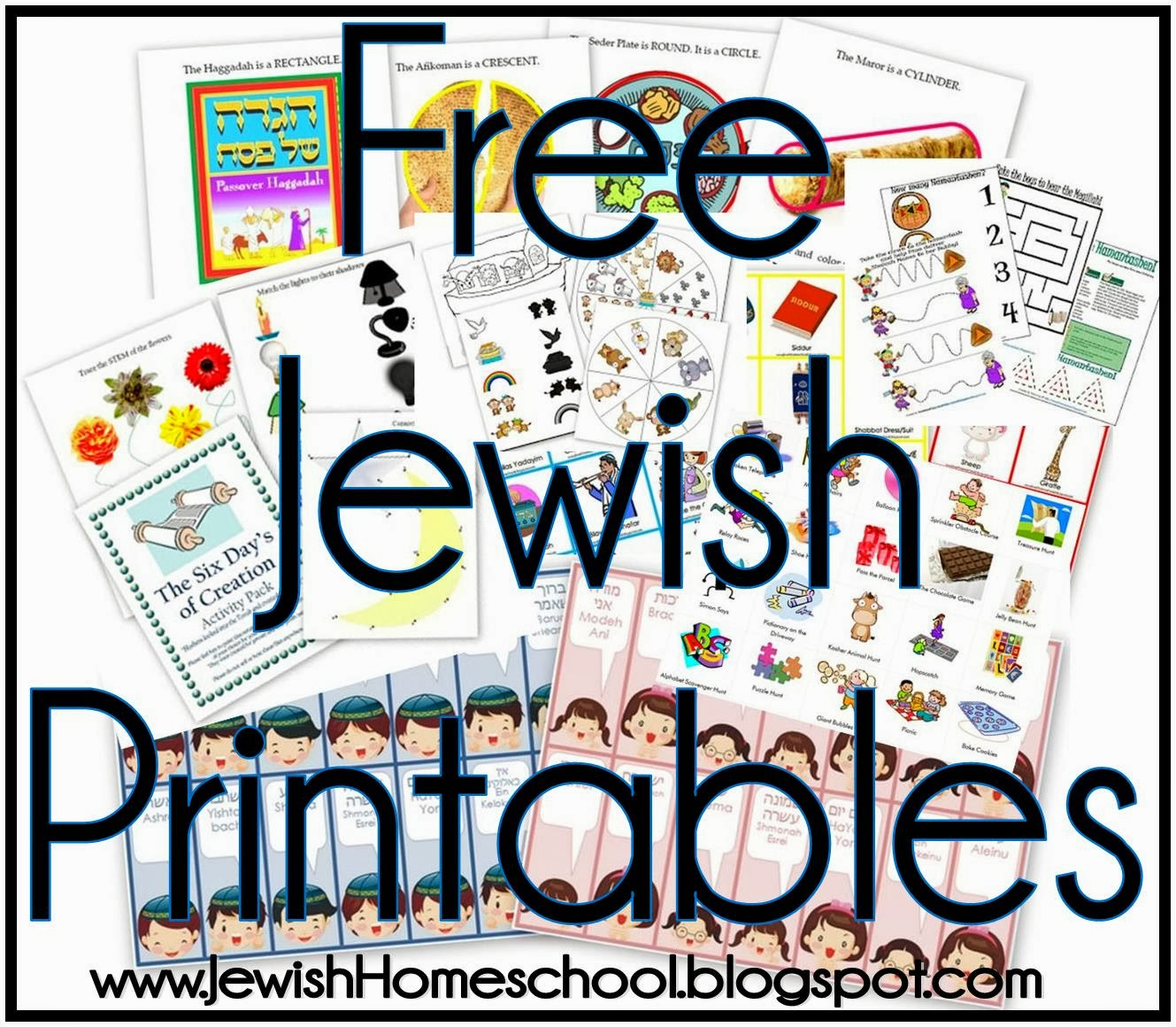 coloring pages for jewish holidays photo - 1