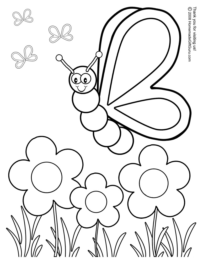 coloring pages for kindergarten christmas photo - 1