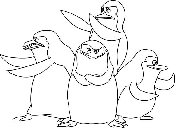 coloring pages for madagascar photo - 1