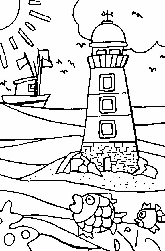 coloring pages for maine photo - 1