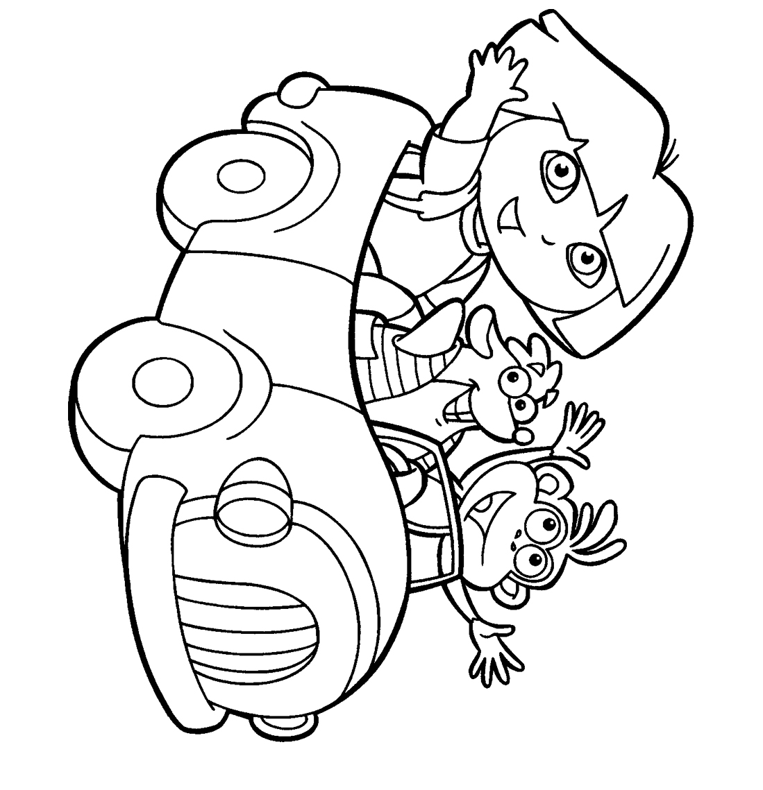 coloring pages online photo - 1